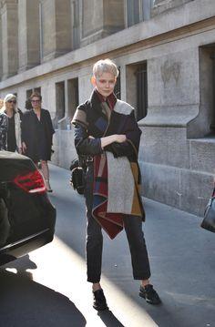 #streetstyle Paris Fashion Week