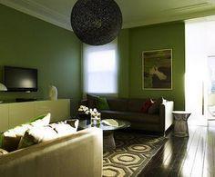 salas verdes modernas - Buscar con Google