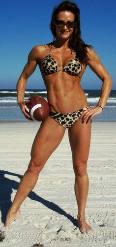 Erin Stern - IFBB Fitness