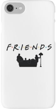 Friends TV Show  iPhone 7 Cases