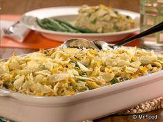 Mom's Tuna Noodle Casserole - A comfort dish you'll make again and again.