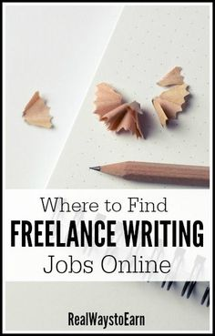 Looking for work at home freelance writing jobs? Here's a list of places for finding the best leads that are updated daily.