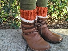 30+ free crochet boot cuffs patterns. One of the biggest fashion statements lately for women is wearing boots. But if everybody is wearing boots, then what makes your style stand out? We're here to...