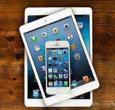 iPad 5, mini 2 and iPhone 5S overcrowding at release