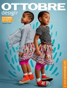 Ottobre Design - Children's Sewing Patterns, Finish Company