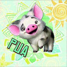 Pua from Moana