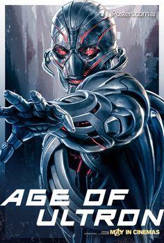 Age of Ultron: Ultron