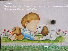 PINTURAS MEIRE: - passo a passo