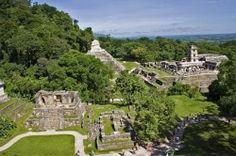 Palenque, Chiapas Mexico. A major ancient aliens site..