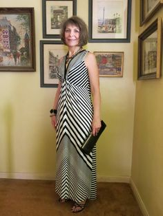 be3f45e50b3c Kicking and Screaming Petite Style  The Summer Maxi s Last Hurrah. Linda M