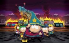 WALLPAPERS HD: South Park The Stick of Truth
