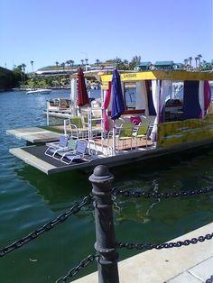 Tour Boat on Lake Havasu