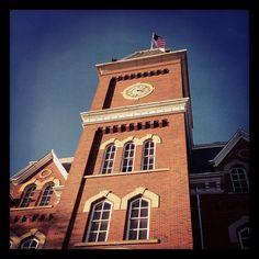 University Hall at Ohio State University in #Columbus