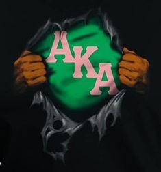Aka Sorority, Alpha Kappa Alpha Sorority, Sorority And Fraternity, Happy Mother S Day, African American Art, Everything Pink, Greek Life, Girls Wear, Shadow Box