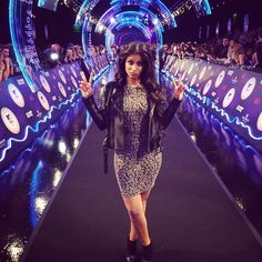 Lilly Singh at the 2014 MTV EMA's!!! #iisuperwomaniiatmtvema #mtvema
