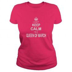 I Cant Keep Calm march Shirts TShirt Hoodie Shirt VNeck Shirt Sweat Shirt for womens and Men