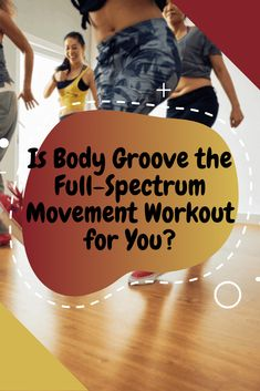 Body Groove is all the rage in fitness right now. Does it live up to the hype and provide a worthwhile workout? Get-Fit Guy renders his verdict. You Fitness, Mens Fitness, Health Fitness, Training Day, Strength Training, Workout Days, Cardiovascular Health, Move Your Body, Workout Regimen