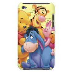 Purchase a new Winnie The Pooh case for your iPhone! Shop through thousands of designs for the iPhone iPhone 11 Pro, iPhone 11 Pro Max and all the previous models! Iphone Cases Disney, Iphone 4 Cases, Cute Phone Cases, 5s Cases, Iphone Case Covers, Iphone 4s, Cell Phone Contract, Ipod Touch Cases, Friends