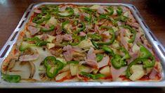 Πίτσα θεική με πολύ ωραία ζύμη !!! ~ ΜΑΓΕΙΡΙΚΗ ΚΑΙ ΣΥΝΤΑΓΕΣ