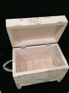 Thrifty Treasures: Rustic to shabby box