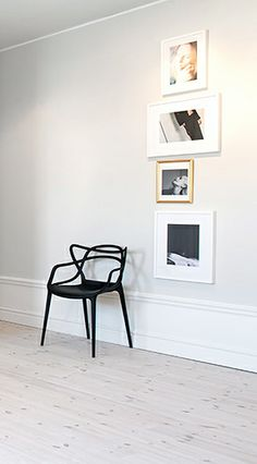 Via NordicDays.nl   Kartell Masters Chair by Philippe Starck