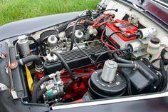 Volvo PV 544 rally car, 1965