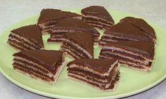 Σοκολατένια ριγέ απόλαυση από την  Εύα και το Chefoulis/gr