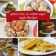 16 No-Sugar-Added, Gluten-Free Apple Recipes