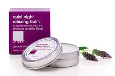 Pride & Groom   Evening Sessions: Seven Grooming Products to Help You Fall Asleep: LATHER Quiet Night Relaxing Balm
