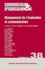 Sv. Rcci. 508 - Communication & organisation (Université de Bordeaux III) - Decembro 2010