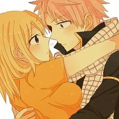 Awww that's so freaking cute I can't even that are just the best ship in FairyTail