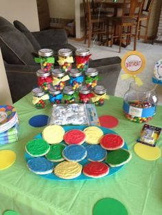 Looking for a party theme to match your little cutie's personality? Bouncy ball is such a fun party theme for a little boy! It's sure to be a hit! Be sure to check out all of our party ideas for boys! Ball Theme Birthday, Bouncy Ball Birthday, First Birthday Party Themes, Ball Birthday Parties, Fun Party Themes, 2nd Birthday, Party Ideas, Polka Dot Birthday, Polka Dot Party