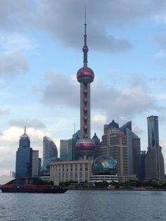 Shanghai - Torre Pérola do Oriente