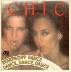 1970s Disco Music.