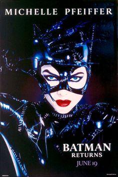 #BatmanReturns #Catwoman
