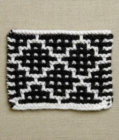 Mosaic Blanket | Purl Soho - Create