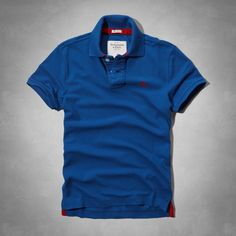 Camisa Polo Abercrombie Masculina Original dos EUA - CPAF-30004 Abercrombie Men, Outfit Grid, Polo Shirt, Polo Ralph Lauren, Menswear, Mens Tops, How To Wear, Shirts, Outfits