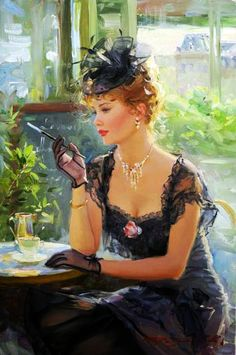 Stranger in the paintings of Konstantin Razumov. Discussion on LiveInternet - Russian Service Online diary
