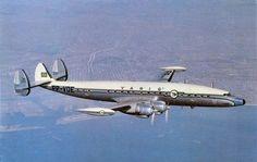 Lockheed Super Constellation da Varig