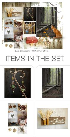"""Etsy Treasuries ~ October 5, 2016"" by artspirit ❤ liked on Polyvore featuring art, anythinggoes, Awesomeart and EtsyShops"