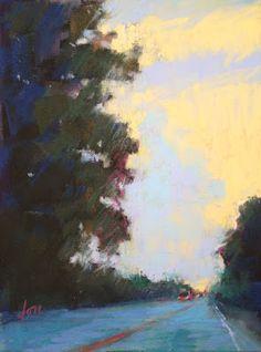 DEWBERRY FINE ART: Color Play