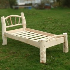 Driftwood Single Bed