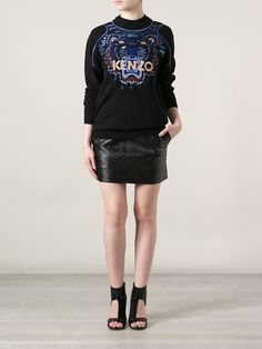 Kenzo Tiger Sweater - Donne Concept Store - Farfetch.com