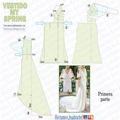 Pattern Fashion, Diy Beauty, Spring, Dress Patterns, Women, Instagram, Women's Dress Patterns, New Week, Dressmaking