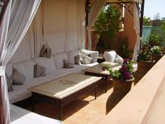 Moroccan House Style: Riads in Marrakech