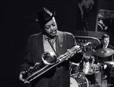 Ben Webster by Jan Persson