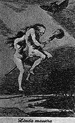 "New artwork for sale! - "" Caprichos Plate by Francisco de Goya "" - http://ift.tt/2oSexjx"