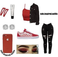 Love this outfit Outfits Teenager Mädchen, Swag Outfits For Girls, Boujee Outfits, Cute Swag Outfits, Teenage Girl Outfits, Cute Comfy Outfits, Cute Outfits For School, Teen Fashion Outfits, Dope Outfits