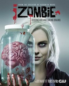 iZombie (Looking forward to this!)