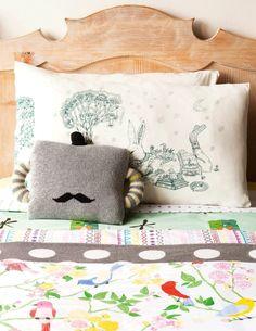sunday morning design - pillows